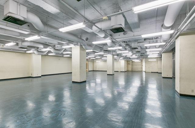 1F 展示・イベントホール